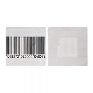 RF Label – 50x50mm